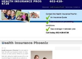 healthinsurancephoenix.co