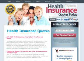 healthinsurancequotestoday.com