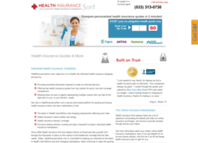 Healthinsurancesort.com