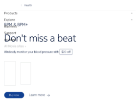 healthislove.withings.com