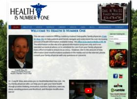 healthisnumberone.com
