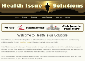 healthissuesolutions.com