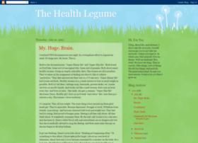 healthlegumeblog.blogspot.com