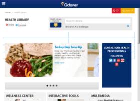 healthlibrary.ochsner.org