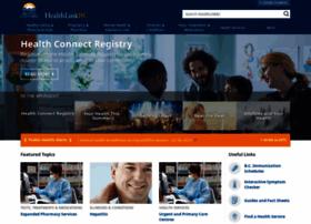 healthlinkbc.ca