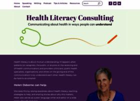 healthliteracy.org