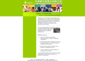 healthmanagementcareers.org