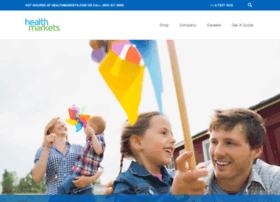 healthmarketsinc.com