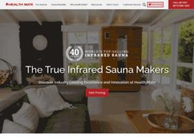healthmatesauna.com