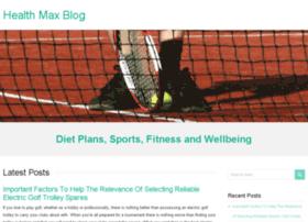 healthmaxblog.com