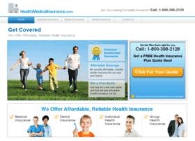healthmedicalinsurance.com
