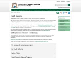 healthnetworks.health.wa.gov.au