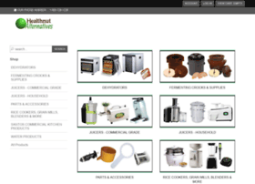healthnutalternatives.com