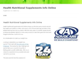 healthnutritionalsupplementsinfo.com