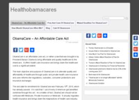 healthobamacares.com