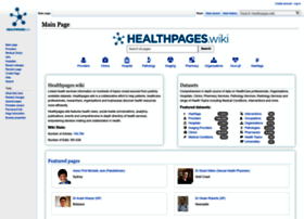 healthpages.wiki