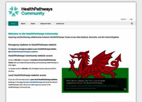 healthpathwayscommunity.org