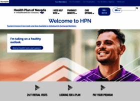healthplanofnevada.com