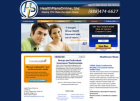 healthplansonline.com