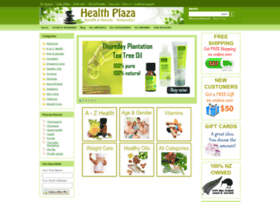 healthplaza.co.nz