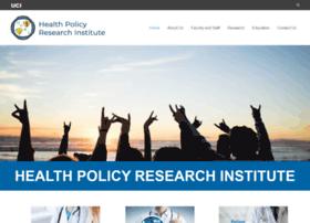 healthpolicy.uci.edu