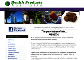 healthproductsaustralia.com
