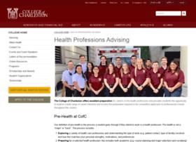 healthprof.cofc.edu
