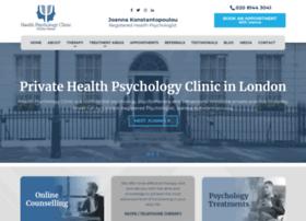 healthpsychologyclinic.co.uk