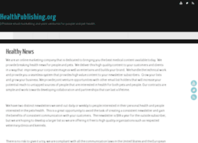 healthpublishing.org