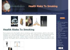 healthriskstosmoking.com