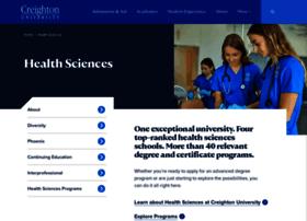 healthsciences.creighton.edu