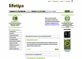 healthscreenings.lifetips.com