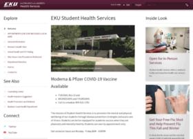 healthservices.eku.edu