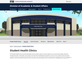 healthservices.fiu.edu