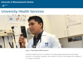 healthservices.umb.edu