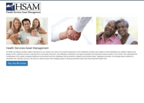 healthservicesassetmanagement.com