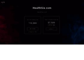healthsix.com