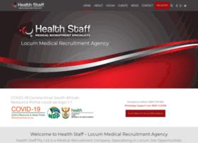 healthstaff.co.za