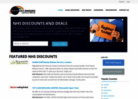 healthstaffdiscounts.co.uk