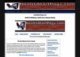 healthstartpage.com