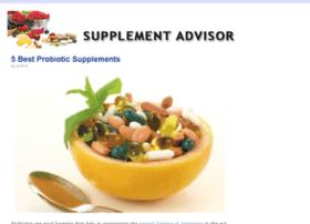 healthsupplementadvisor.org