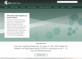 healthteam.msu.edu