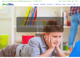 healthtechcleaningsystems.com