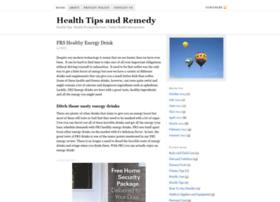 healthtipsandremedy.com