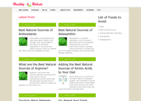 healthtipswebsite.com