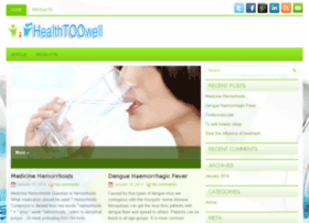 healthtoowell.com