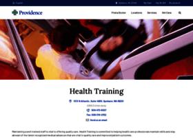healthtraining.inhs.org