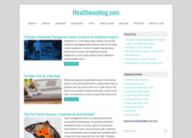 healthwashing.com