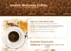 healthwellnesscoffee.com