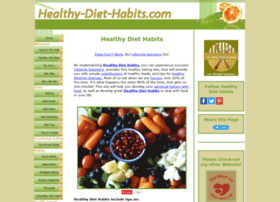 healthy-diet-habits.com